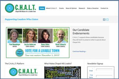 C.H.A.L.T. WEBSITE