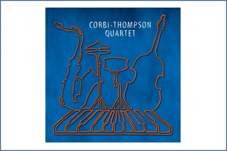CORBI-THOMPSON QUARTET CD COVER