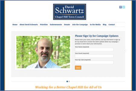 DAVID SCHWARTZ WEBSITE