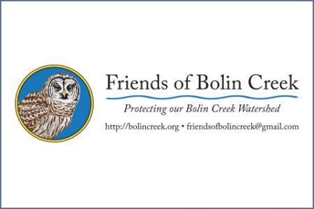 FRIENDS OF BOLIN CREEK LOGO
