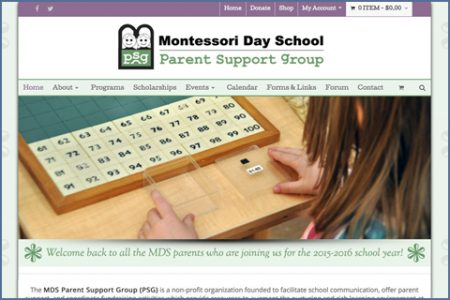 MDS PARENT SUPPORT GROUP WEBSITE