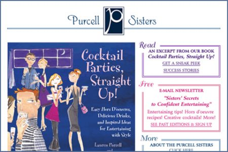 PURCELL SISTERS WEBSITE